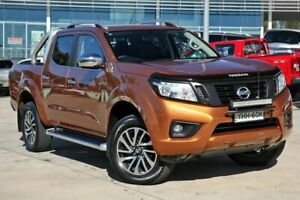 2016 Nissan Navara D23 S2 ST-X Gold 6 Speed Manual Utility Castle Hill The Hills District Preview