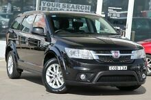 2013 Fiat Freemont JF Black 6 Speed Automatic Wagon Brookvale Manly Area Preview