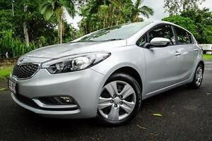 2016 Kia Cerato YD MY16 S Silver 6 Speed Sports Automatic Hatchback Earlville Cairns City Preview