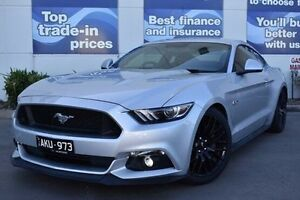 2016 Ford Mustang FM MY17 GT Fastback SelectShift Silver 6 Speed Sports Automatic Fastback Epping Whittlesea Area Preview