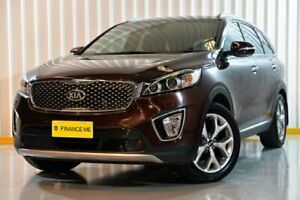 2016 Kia Sorento UM MY16 Platinum AWD Red/Black 6 Speed Sports Automatic Wagon Hendra Brisbane North East Preview