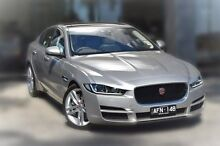 2015 Jaguar XE X760 MY16 25T Portfolio Ingot Silver 8 Speed Sports Automatic Sedan Berwick Casey Area Preview