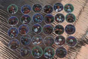 POGS   90S..ALL THE BIG NHL STARS