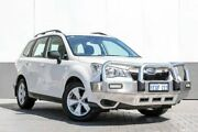 2014 Subaru Forester S4 MY14 2.0D AWD White 6 Speed Manual Wagon Maddington Gosnells Area Preview
