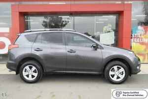 2013 Toyota RAV4 ZSA42R GXL (2WD) Graphite 6 Speed Manual Wagon Swan Hill Swan Hill Area Preview