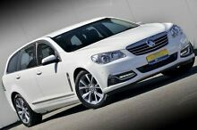2014 Holden Calais VF MY14 Sportwagon White 6 Speed Sports Automatic Wagon Ferntree Gully Knox Area Preview