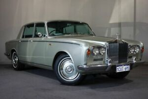 1969 Rolls-Royce Silver Shadow Mk I Silver 3 Speed Automatic Sedan Bayswater Bayswater Area Preview