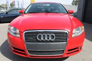Audi A4 2.0 Quattro all wheel drive very low kms