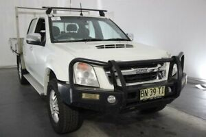 2011 Isuzu D-MAX MY11 LS-U White 4 Speed Automatic Utility Maryville Newcastle Area Preview