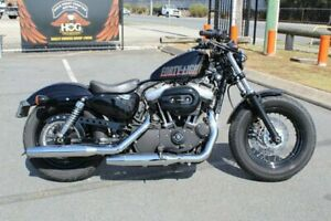 2013 Harley-Davidson XL1200X Forty Eight Nerang Gold Coast West Preview