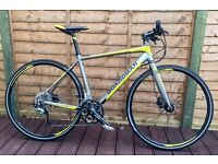 Boardman Hybrid Comp 2016 bike - as new condition (one month old!)