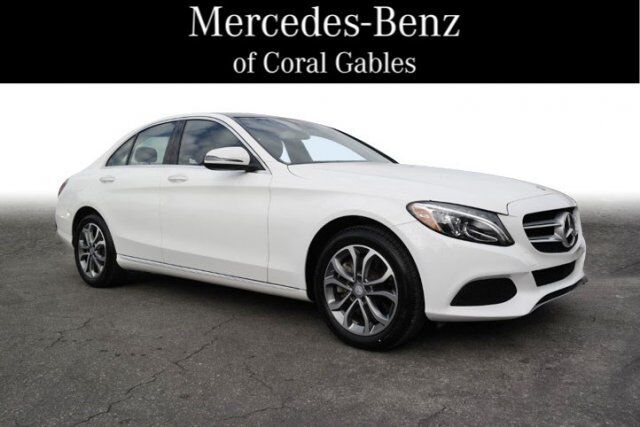 Image 1 Voiture American used Mercedes-Benz C-Class 2016