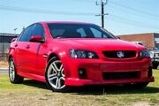 2009 Holden Commodore VE MY09.5 SS Red 6 Speed Sports Automatic Sedan Wangara Wanneroo Area Preview