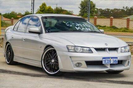 2004 HOLDEN SPECIAL VEHICLE CLUBSPORT Y SERIES II SPECIAL EDITION Kenwick Gosnells Area Preview