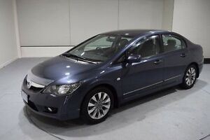 2011 Honda Civic 8th Gen MY11 VTi-L Grey 5 Speed Manual Sedan Invermay Launceston Area Preview