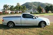 2010 Ford Falcon FG XR6 Ute Super Cab Silver 5 Speed Sports Automatic Utility Townsville Townsville City Preview