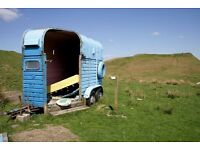 old horsebox or trailer wanted