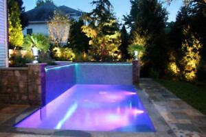 Water Proof LED Rope Light!LED Strip Light!High Voltage!Plug in!