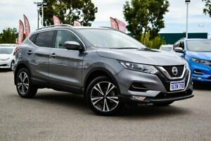 2019 Nissan Qashqai J11 Series 2 ST-L X-tronic Grey 1 Speed Constant Variable Wagon Midvale Mundaring Area Preview