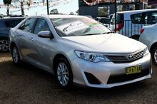 2014 Toyota Camry ASV50R Altise Silver 6 Speed Sports Automatic Sedan Minchinbury Blacktown Area Preview