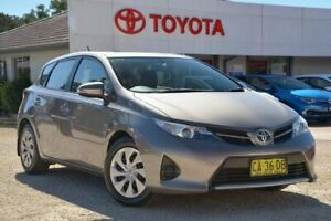2014 Toyota Corolla ZRE182R Ascent Bronze 7 Speed CVT Auto Sequential Hatchback Wyong Wyong Area Preview