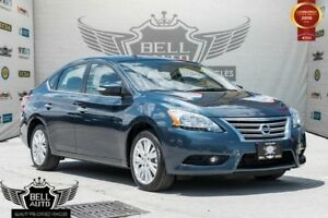 2014 Nissan Sentra SL NAVIGATION BACK-UP CAMERA SUNROOF LEATHER