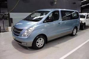 2010 Hyundai iMAX Wagon TD 8 Seater Taminda Tamworth City Preview