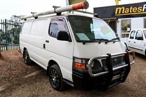 2003 Toyota Hiace RZH103R SWB White 5 Speed Manual Van Minchinbury Blacktown Area Preview