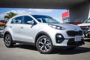 2019 Kia Sportage QL MY19 Si 2WD Silver 6 Speed Sports Automatic Wagon