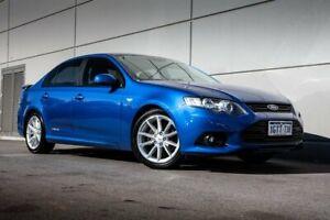 2012 Ford Falcon FG MkII XR6 Blue 6 Speed Sports Automatic Sedan Maddington Gosnells Area Preview