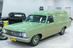 1966 Holden HR Special Finisterre Green Manual Wagon Carss Park Kogarah Area Preview