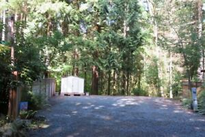 Bare lot at Whatcom Meadows - WA. Move in ready!!