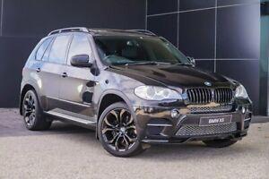 2013 BMW X5 E70 MY1112 xDrive40d Steptronic Sport Black 8 Speed Sports Automatic Wagon Wangara Wanneroo Area Preview