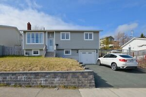 Large East End Home with Attached Garage for just $309K!