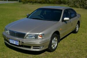 1999 Nissan Maxima A32 30G Gold 4 Speed Automatic Sedan Rockingham Rockingham Area Preview