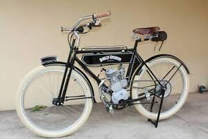 1912 Indian , harley style motorized bike Maroubra Eastern Suburbs Preview