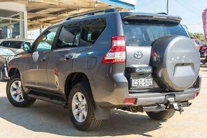 2014 Toyota Landcruiser Prado KDJ150R MY14 GXL Grey 5 Speed Sports Automatic Wagon Greenacre Bankstown Area Preview