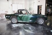 1967 Triumph TR4A IRS Green 4 Speed Manual Roadster East Perth Perth City Area Preview