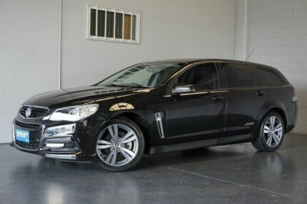 2013 Holden Commodore VF SS Black 6 Speed Automatic Sportswagon
