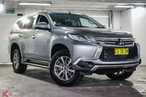 2018 Mitsubishi Pajero Sport QE MY18 GLX Grey 8 Speed Sports Automatic Wagon Ryde Ryde Area Preview