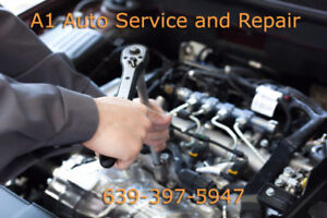 A1 Mobile Auto Repair Service - Heater - Brakes and more