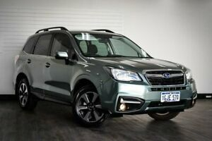 2017 Subaru Forester S4 MY17 2.5i-L CVT AWD Green 6 Speed Constant Variable Wagon