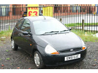 Ford KA 1.3 (Cheap car for everyday use)