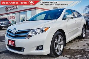 2014 Toyota Venza XLE V6 FWD - Just Traded!