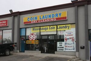 Profitable Coin Laundry Business for Sale