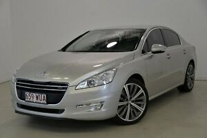 2013 Peugeot 508 MY13 GT HDI Silver 6 Speed Sports Automatic Sedan Mansfield Brisbane South East Preview