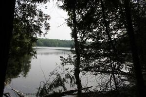 Lucerne Lake Waterfront Lot