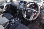 2014 Toyota Landcruiser Prado KDJ150R MY14 GXL Glacier White 5 Speed Sports Automatic Wagon Osborne Park Stirling Area Preview