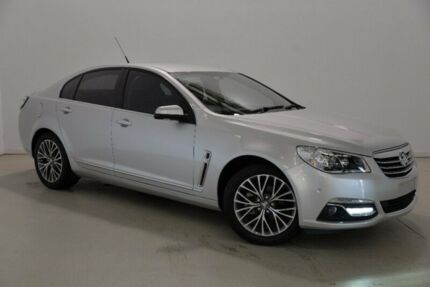 2015 Holden Calais VF II MY16 Silver 6 Speed Sports Automatic Sedan Mansfield Brisbane South East Preview