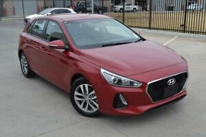 2018 Hyundai i30 PD2 Active Red Sports Automatic Mill Park Whittlesea Area Preview